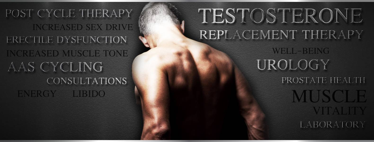 Male Hormone Replacement Therapy